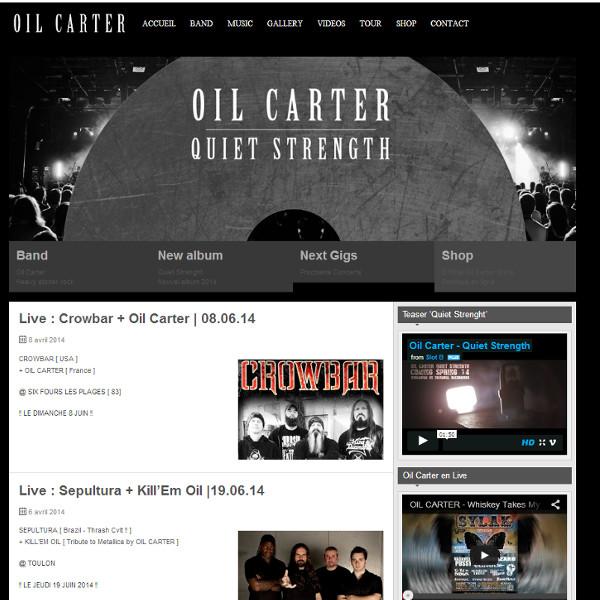 Oil Carter