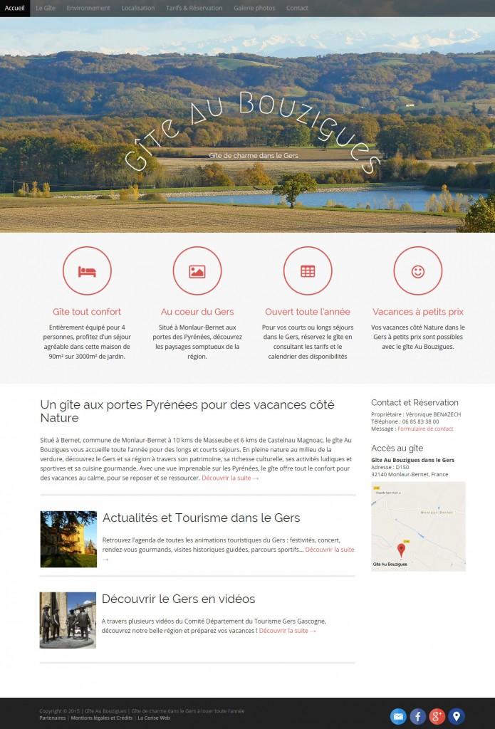 Création de site internet pas chers dans le Gers