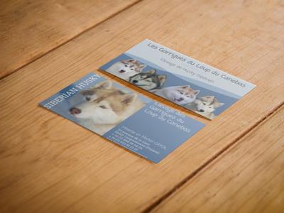 Création et impression de carte de visite Le Puy en Velay