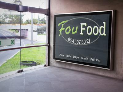Création flyer St Maximin Food Truck
