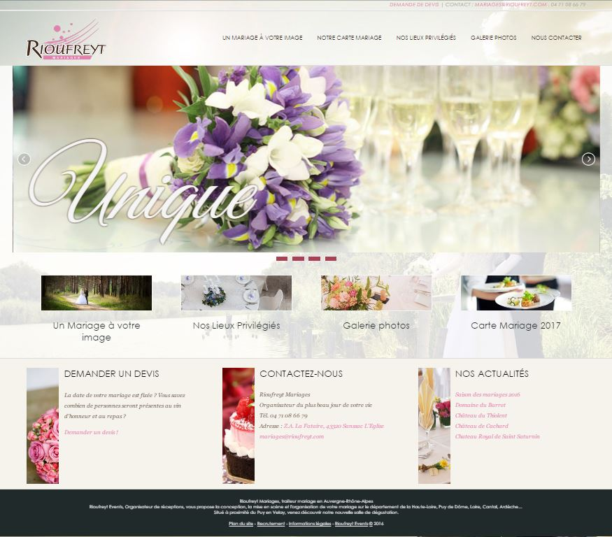 www.rioufreyt-mariages.fr