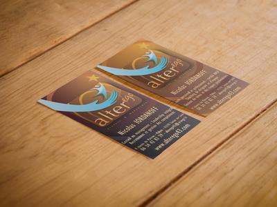 création de carte de visite freelance le puy en velay haute loire